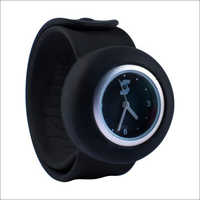 Black Sports Wrist Watch