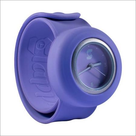 Purple Pastel Wrist Watch