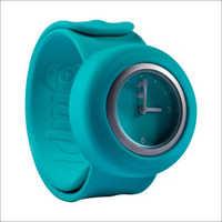 Green Sports Wrist Watch
