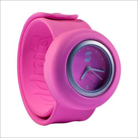 Neon Pink Wrist Watch