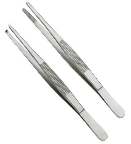 Dissecting Forceps Plain Tooth