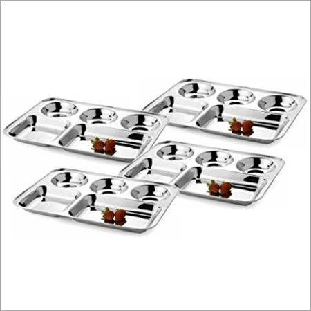 Steel Dinner Plate