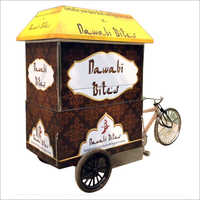 Bike Food Cart