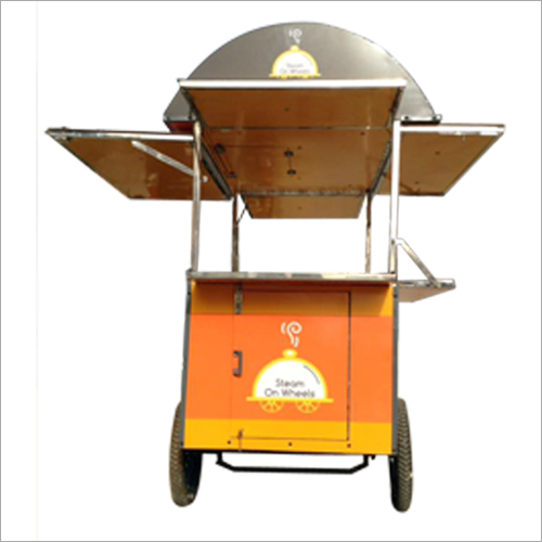 Wheel Food Cart
