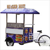 Burger Food Cart
