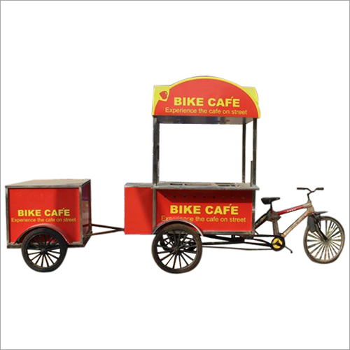 Portable Food Cart