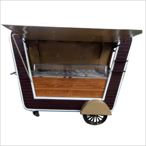 Push Food Cart
