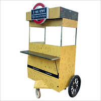 Tea Stall Food Cart