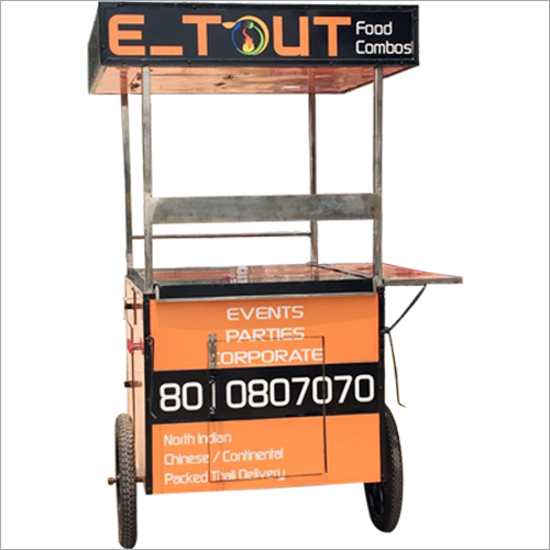 Commercial Food Cart