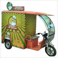 E-Rickshaw Food Cart