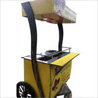 Mini Mobile Food Cart