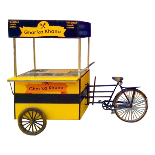 Custom Designer Food Cart