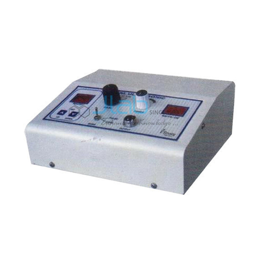 Digital & Deluxe Ultrasonic Therapy Unit