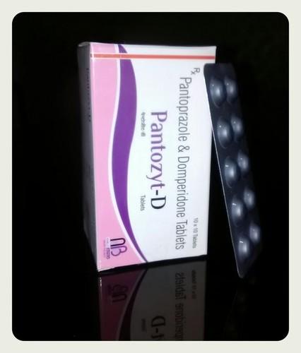 Pantozyt D - Pantoprazole Tablets