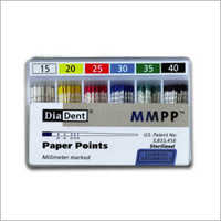 Diadent 2Per Paper Points Scaled
