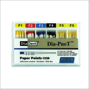 Diadent Protaper Paper Point Scaled