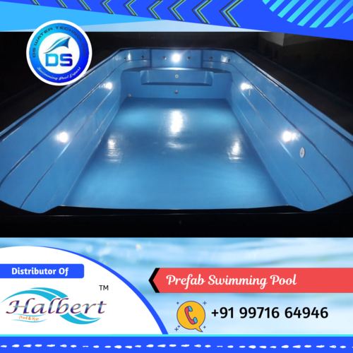 Blue Readymade Swimming Pool At Price 2 65 Inr Unit In Delhi Id C4288753