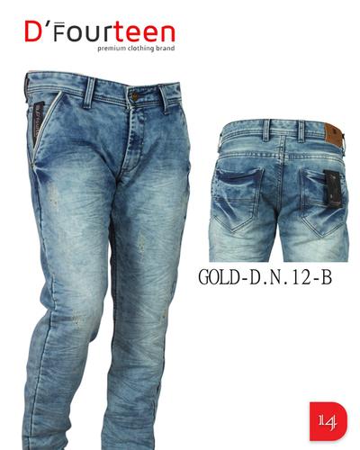 D'Fourteen Mens Jeans