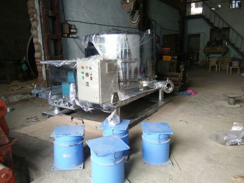 4 Point Suspension Centrifuge