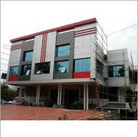 Acp Outdoor Wall Cladding