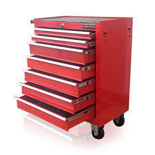 7 Drawer tool car