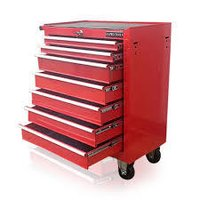 7 Drawer tool car