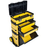 Rolling trolley tool box