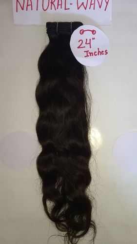 Machine Weft Remy Hair