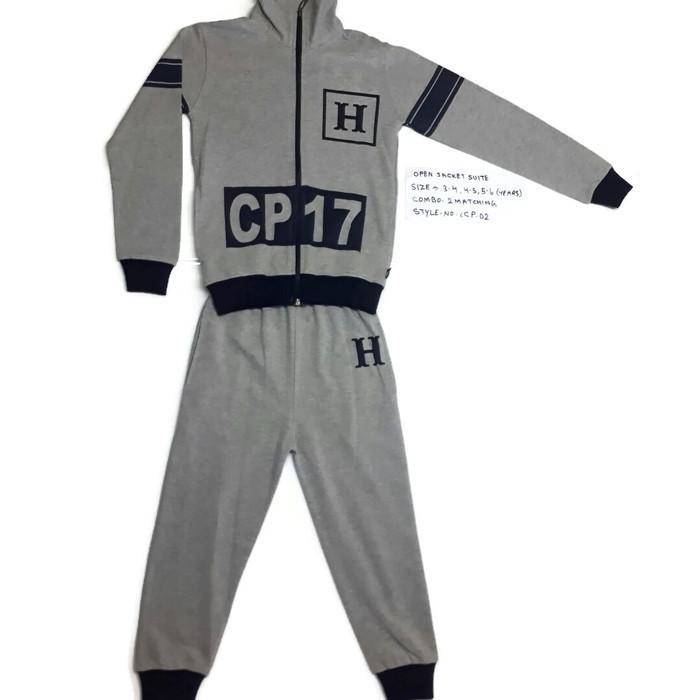 Front Open Jacket