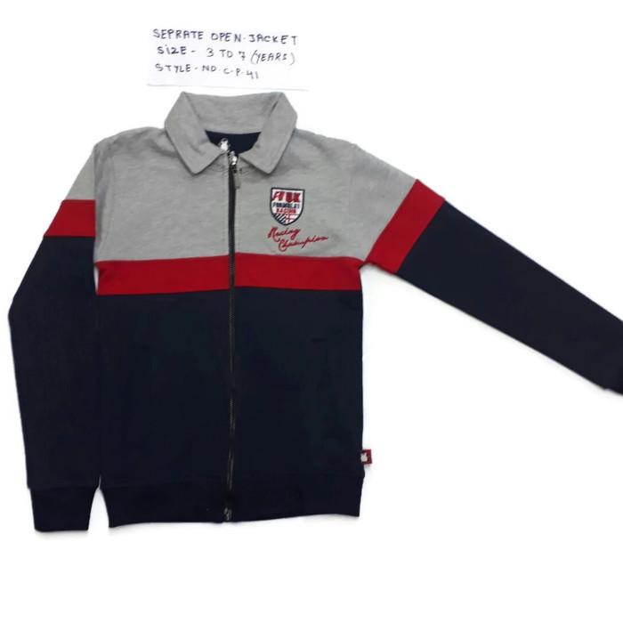 Separate Open Jacket