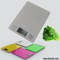 Glass Platform High Precision Digital Kitchen Scale