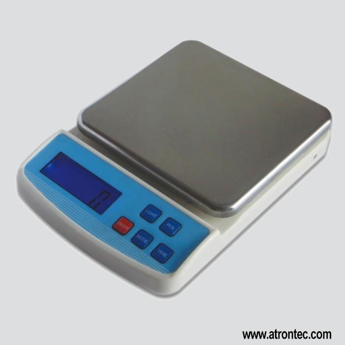 Square Kitchen Scale