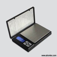 Notebook Digital Scale