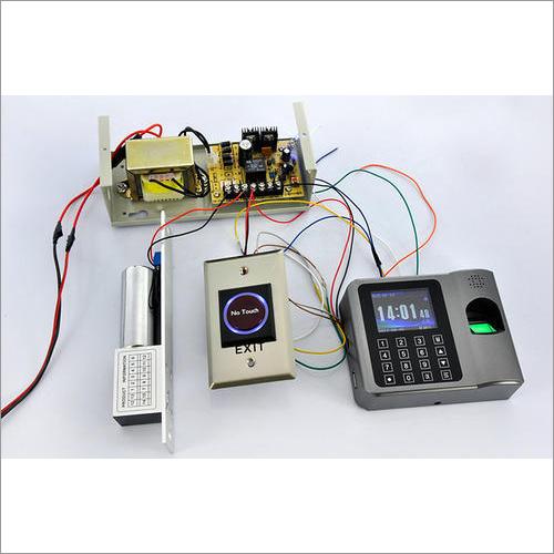 Biometric Attendance System Installation