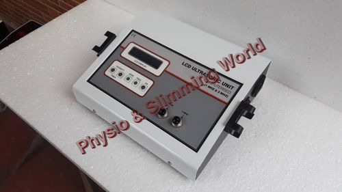 LCD Ultrasonic Unit