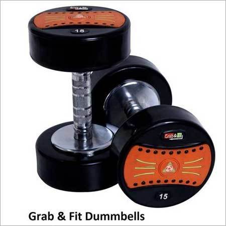 Grab & Fit Dumbbells