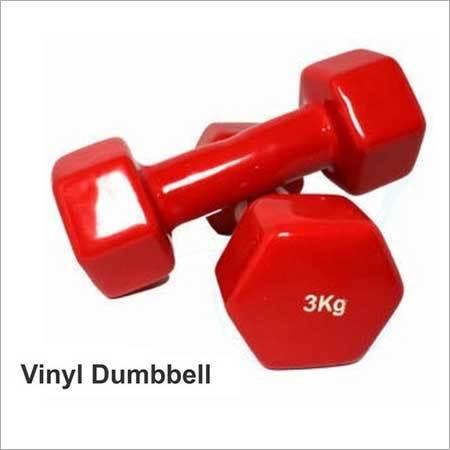 Vinyl Dumbbell