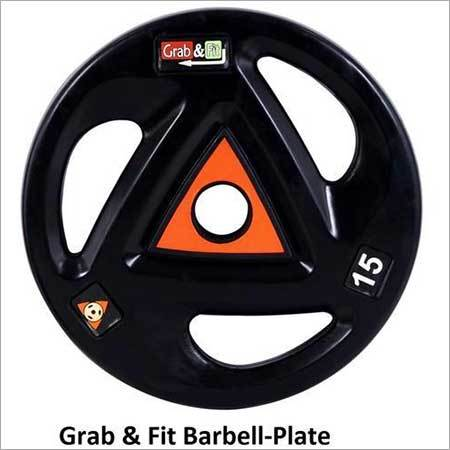 Grab & Fit Weight Plates