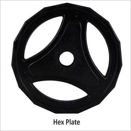 Hex Weight Plate