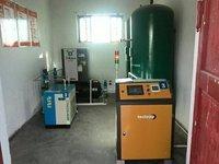 PSA oxygen gas plant in hospital