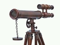 Antique Nautical Telescope