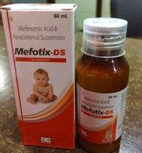 Mefotix - Ds Syrup