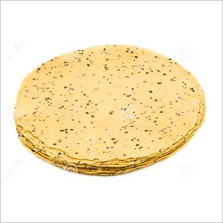 Traditional Indian Papad