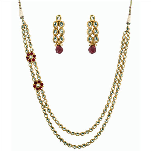 Ladies Designer Necklace Set