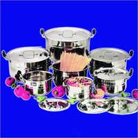 7 PC Jogo De Cooking Pot