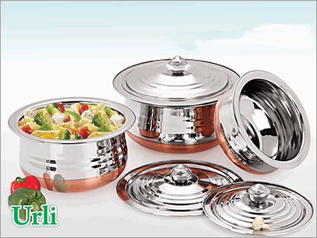 HYPER HOME 4 PC &  3 PC Midi Cooking Pot