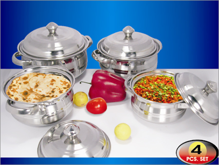 Pathan Pot - Stainless Steel Kitchen Utensils