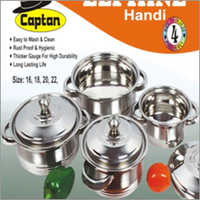 Stainless Steel Bowl Set With Cover ELPHINE