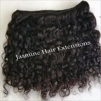 Virgin Curly Weft Hair