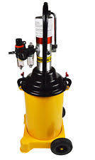 Air grease lubricator 20L